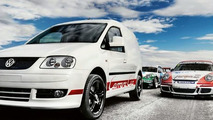 Volkswagen Caddy Carrera Cup Edition 2.0TDI R
