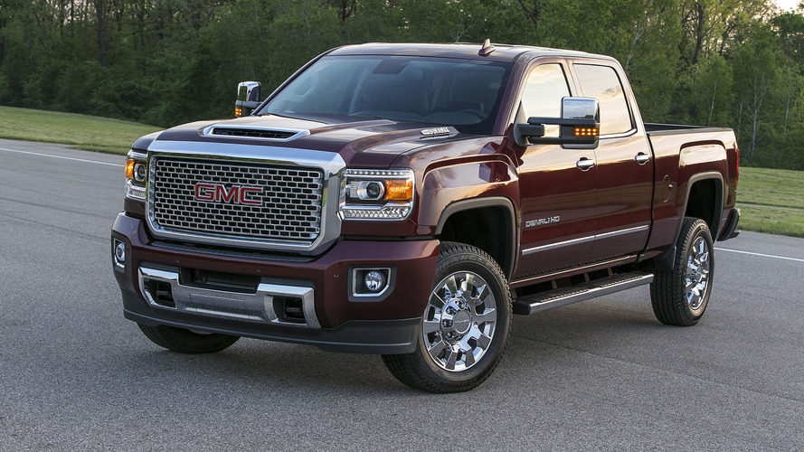 Shiny scoop hints at more grunt for the 2017 GMC Sierra Denali 2500HD