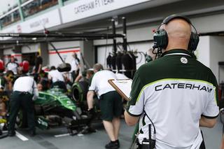 Caterham F1 Team Raises $1.7 Million Through Crowdfunding