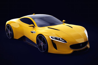 Jaguar XK Reborn As a Refined 600HP Sports Car