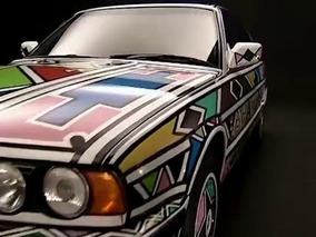 BMW 525i Art Car von Esther Mahlangu, 1991
