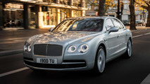 Bentley Flying Spur gains twin-turbo V8 4.0-liter engine with 500 bhp