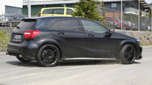 Mercedes-Benz A45 AMG Black Series already caught testing ?