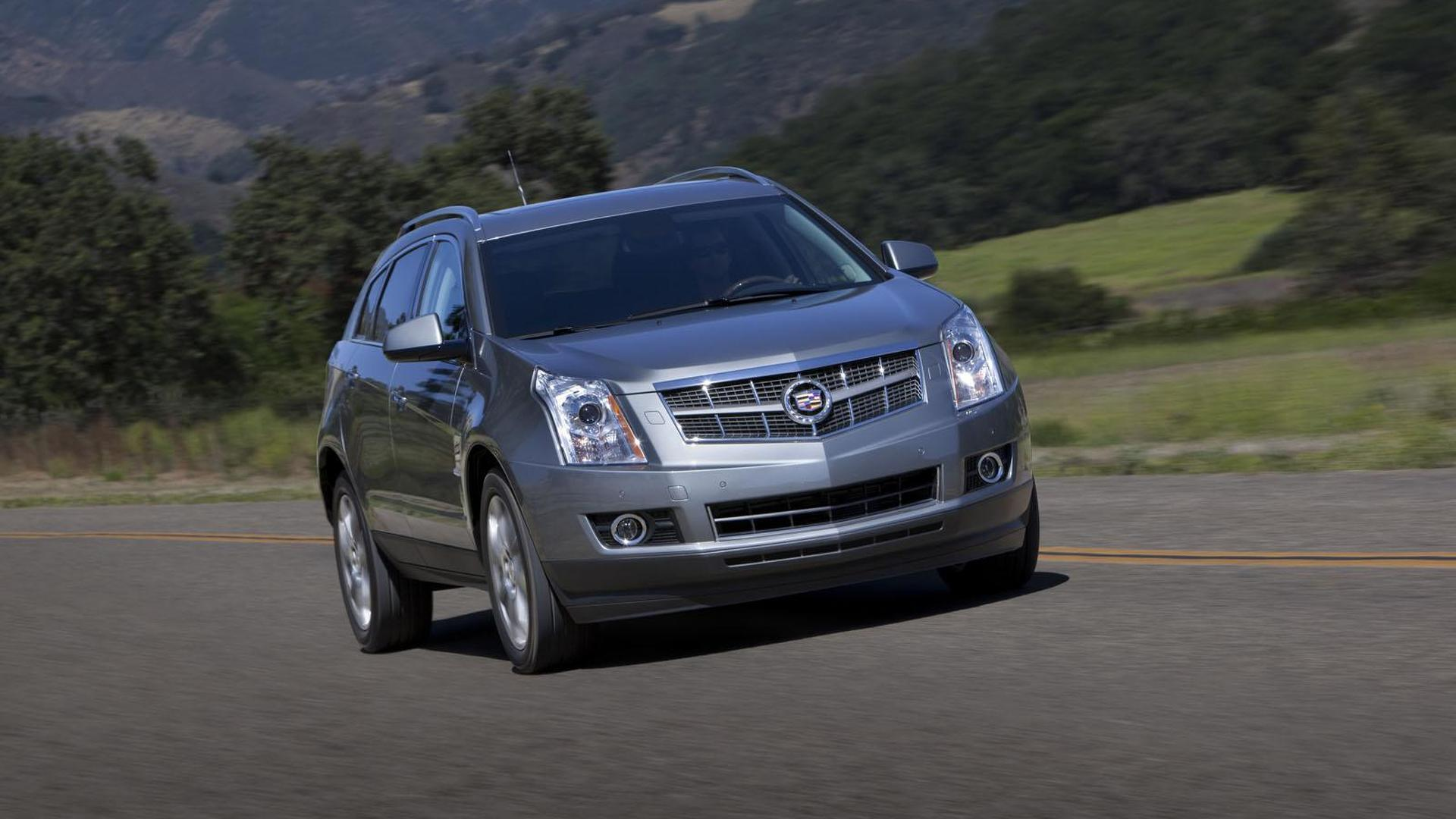 Cadillac considering a BMW X3 competitor - report