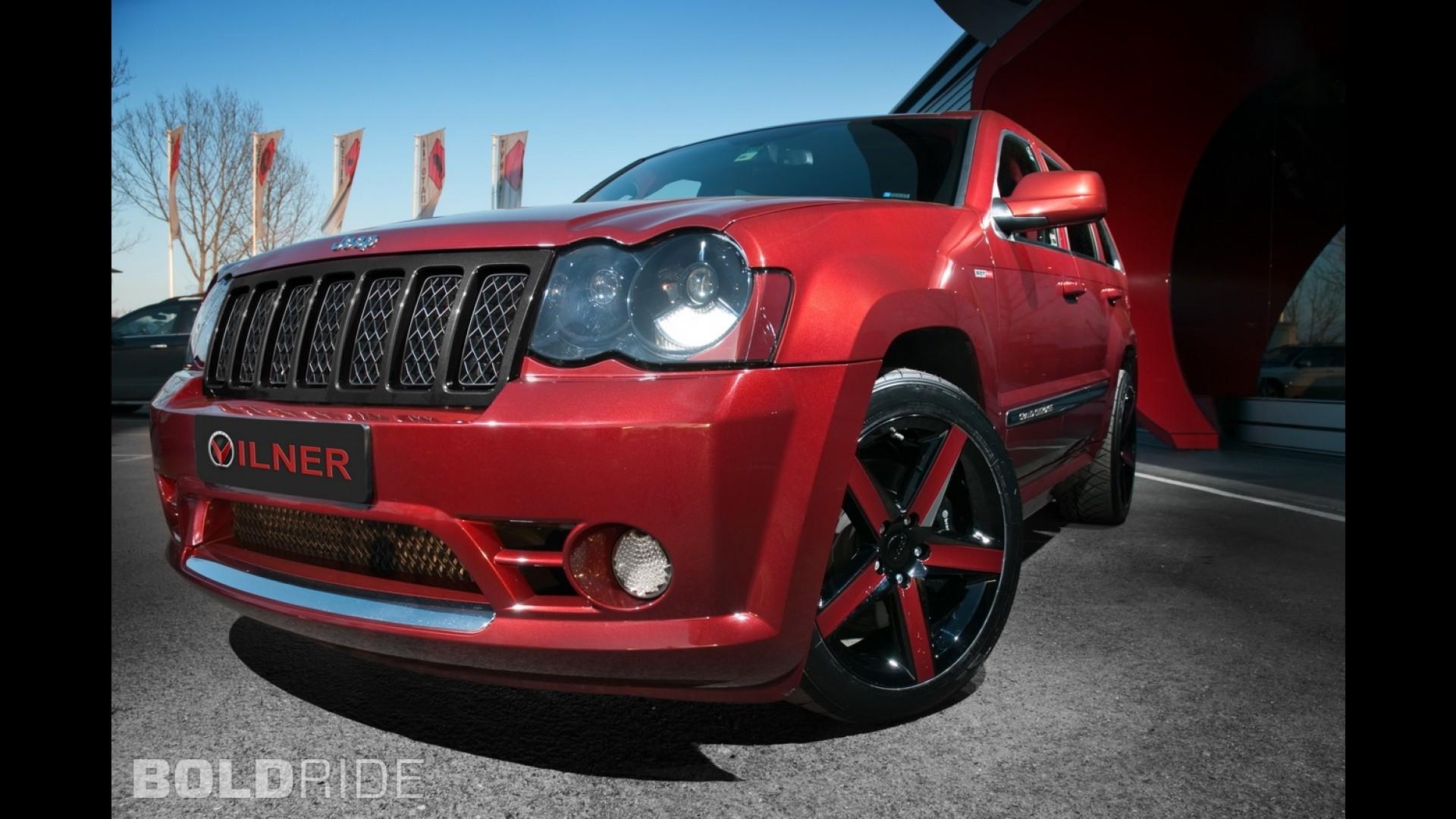 Vilner Jeep Grand Cherokee SRT600