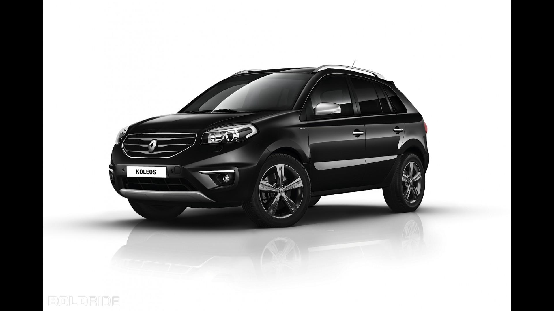 Renault Koleos Bose® Edition