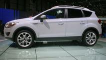 Ford Kuga Debuts in Geneva