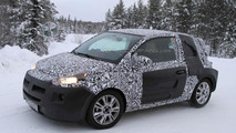 2013 Opel Allegra / Junior spied winter testing