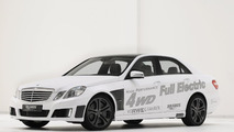 German tuner Brabus creates its own all-electric 4WD system