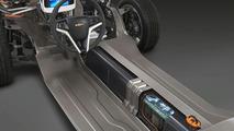 Chevrolet Volt in testing - battery lab