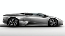 Lamborghini Reventon Roadster Photos Revealed