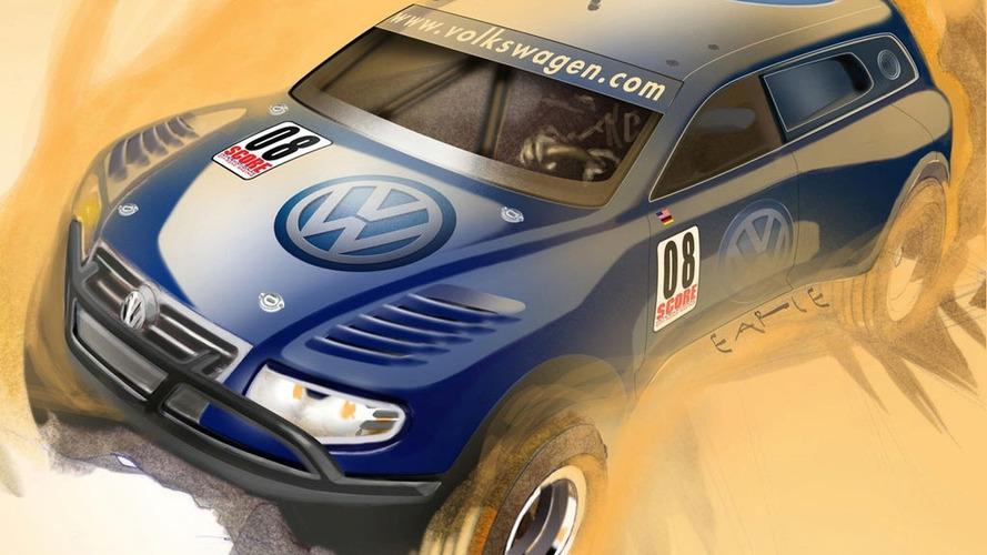 VW Tiguan Performance Concept for SEMA