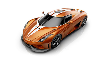 Koenigsegg head of design shows you his tasty Mandarine Regera