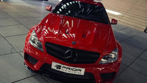 Mercedes-Benz C-Class Coupe gets Prior Design widebody kit