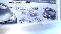 Mercedes conceptual rendering 21.5.2013