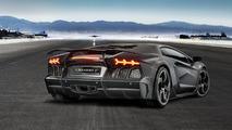 Mansory Carbonado based on Lamborghini Aventador heading to Geneva