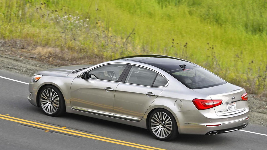 2014 Kia Cadenza pricing announced (US)