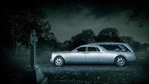 Funeral service commissions Rolls-Royce Phantom hearse