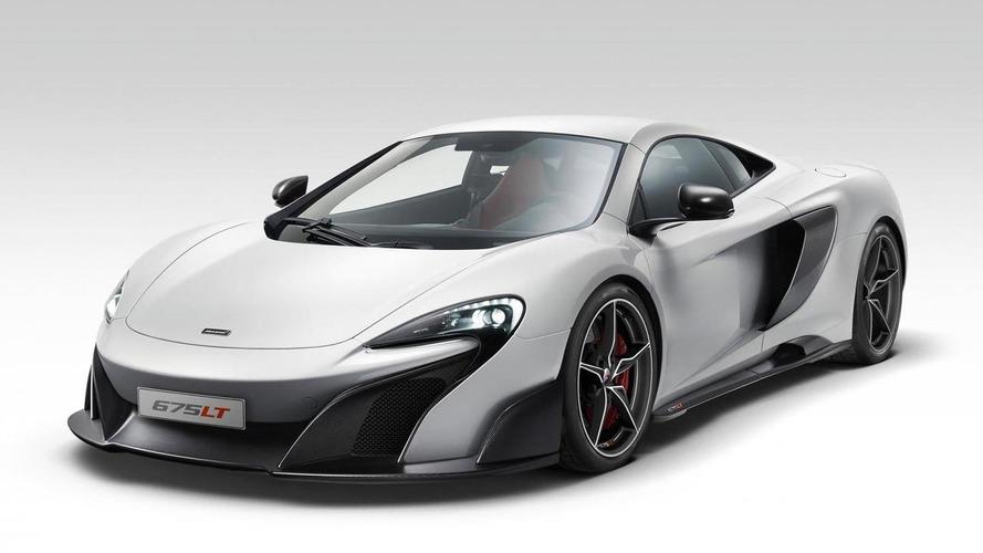 McLaren to unveil lighter, more powerful 675LT in Geneva? [UPDATED]