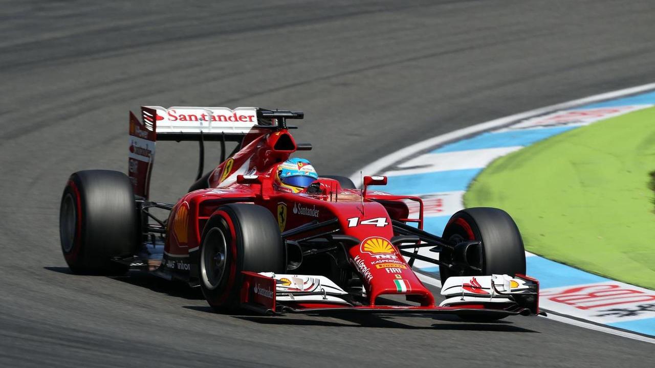 Fernando Alonso (ESP), 19.07.2014, German Grand Prix, Hockenheim / XPB