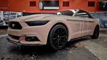 The 2015 Ford Mustang could have looked like this