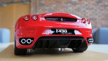 Ferrari F420 Spider: Amalgam Headliner Photo
