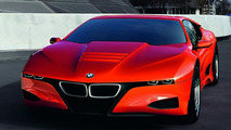 BMW M1 Homage Animated Footage