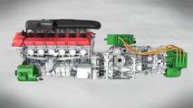 Ferrari HY-KERS evolution rendering 23.04.2012