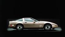 1984 Chevrolet Corvette 29.6.2012