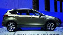 2013 Ford Kuga live in Geneva 06.3.2012