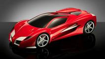Ferrari Ascari anterior