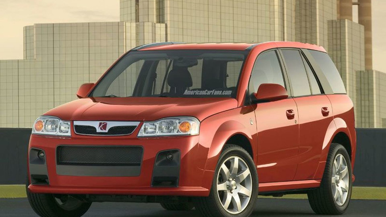 New Saturn Vue Red Line