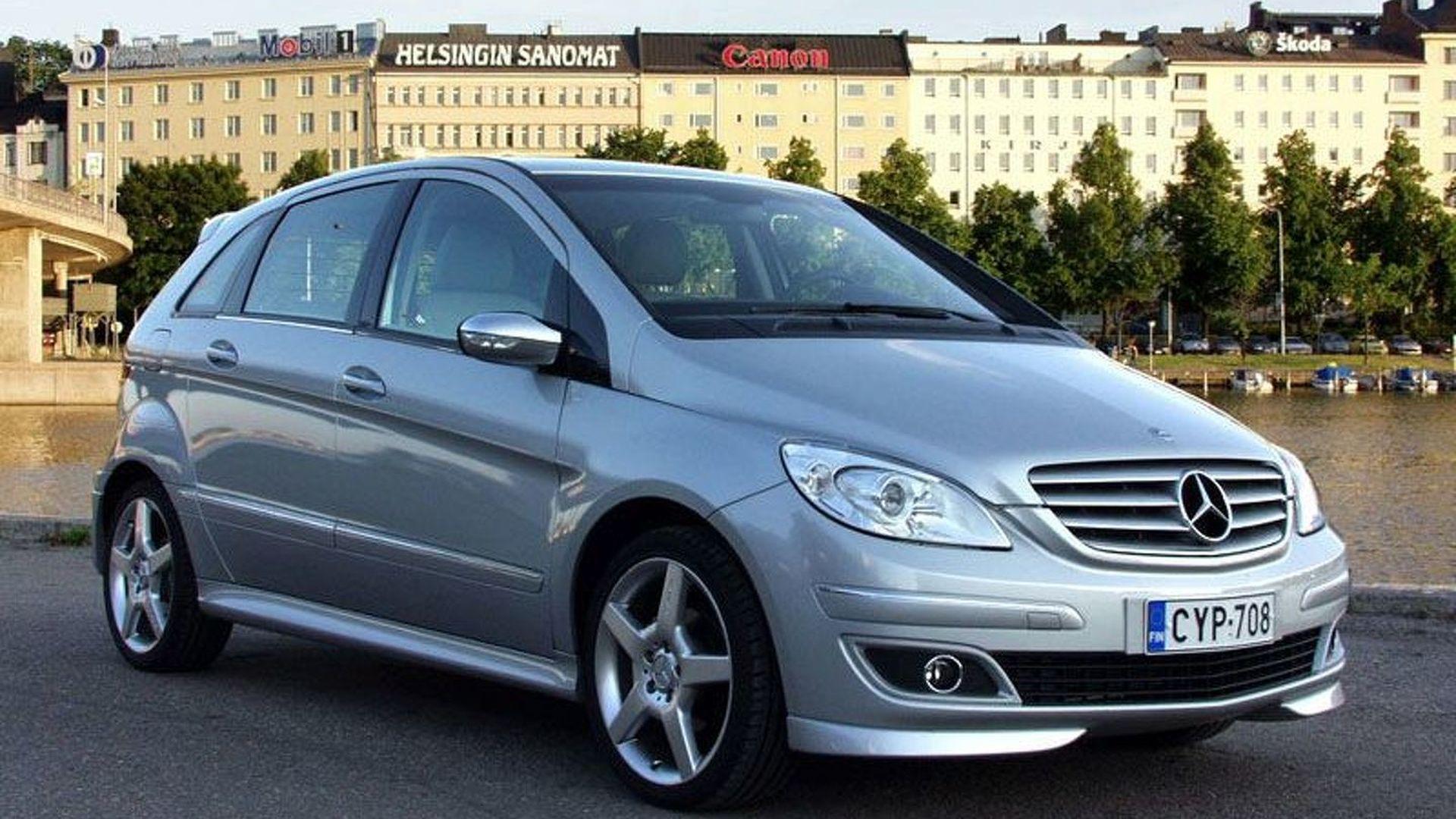 GCF Test Drive: Mercedes-Benz B-Class