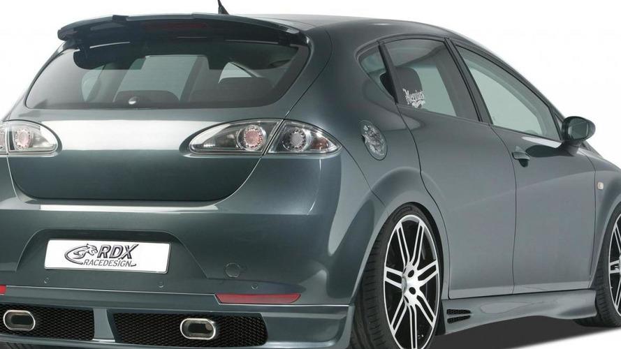 RDX Racedesign new body kit for Seat Leon 1P