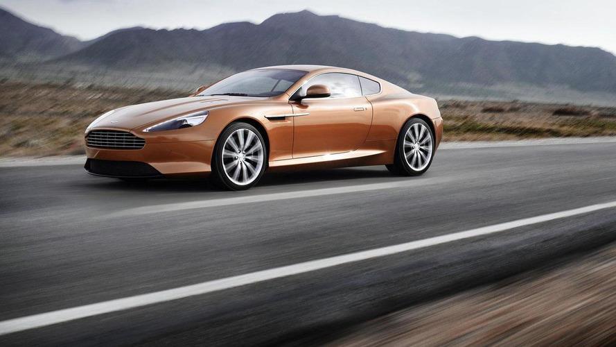 Aston Martin introduces the Virage ahead of Geneva