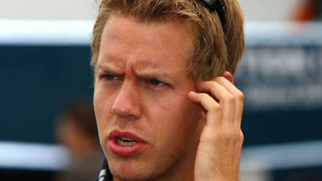 Sebastian Vettel (GER), Belgian Grand Prix, Francorchamps, Belgium 27.08.2009