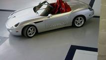 Ferrari 550 GTZ: Zagato and Ferrari's Swansong Collaboration Revealed