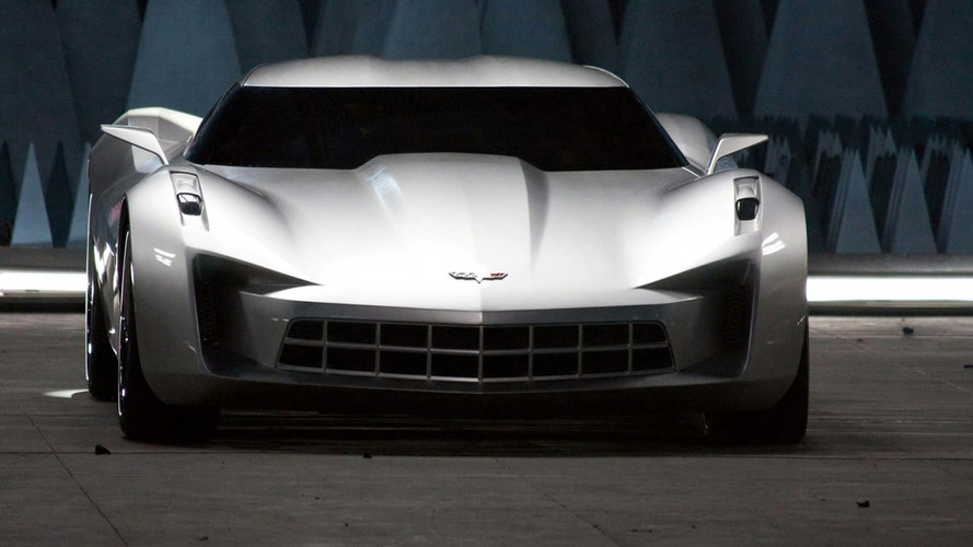 2014 Chevrolet Corvette to get a seven-speed manual - report