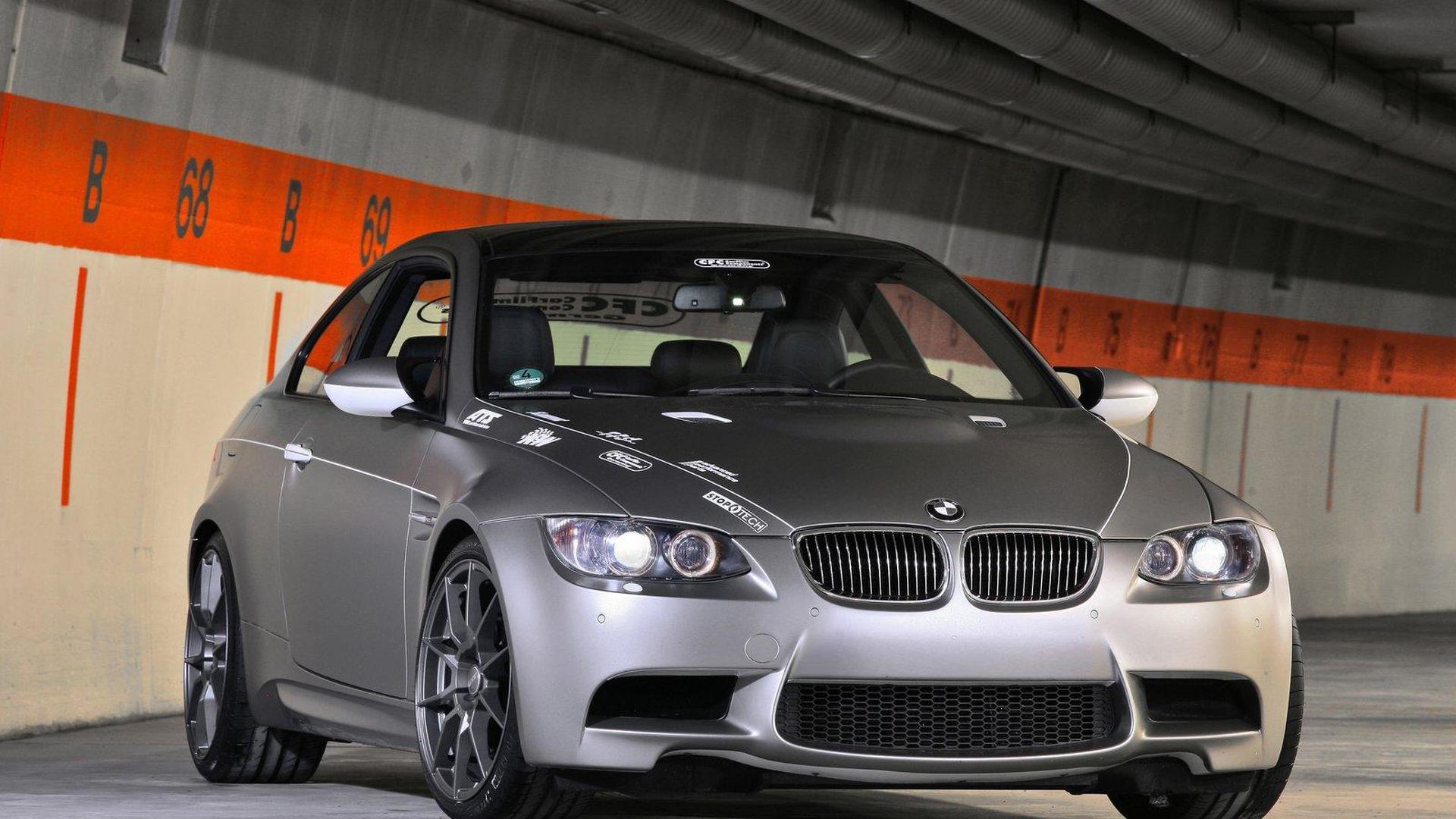 StopTech BMW M3