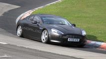 Aston Martin Rapide Nurburgring race car 20.04.2010