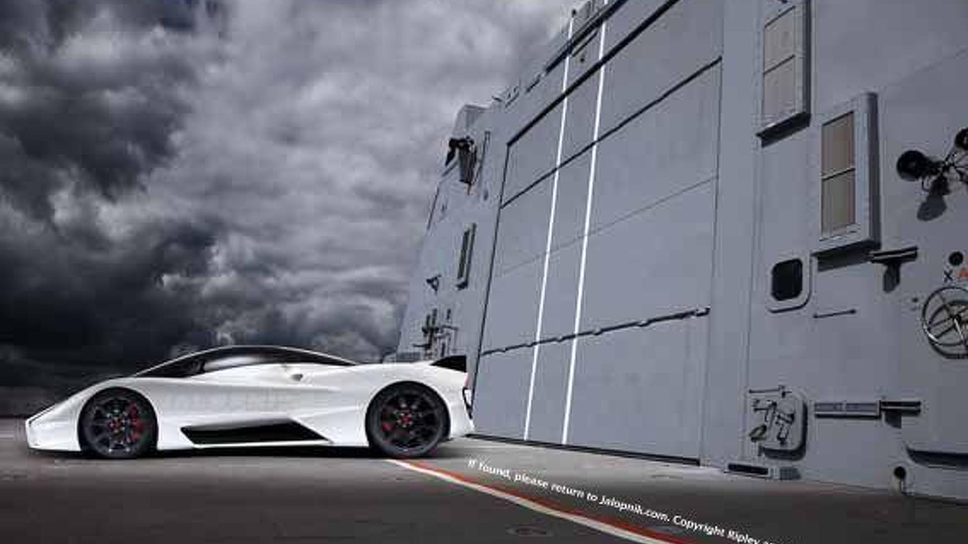 SSC Tuatara prototype high-speed testing [video]