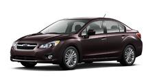 2012 Subaru Impreza 20.04.2011