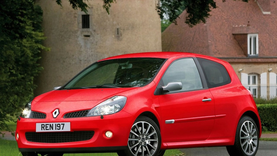Renault Releases Clio Renaultsport 197 Lux (UK)