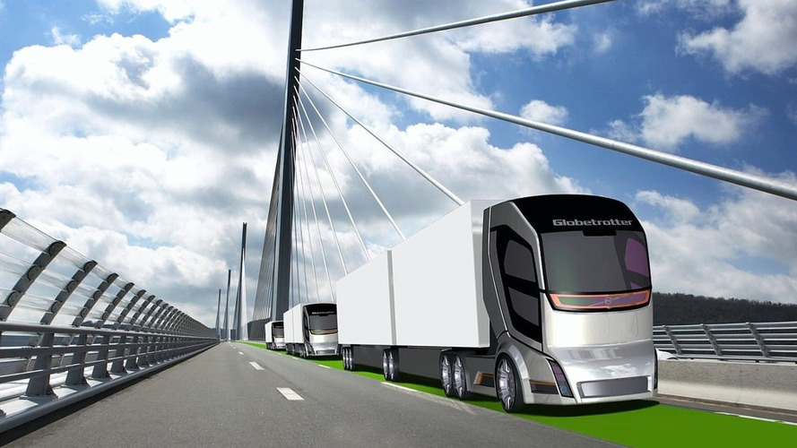 VolvoGroup initiates 'Green Corridors' transport system co-op with Swedish government
