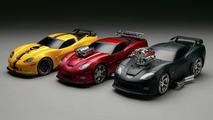 Pratt & Miller Introduces Two New Corvette RIDEZ Models