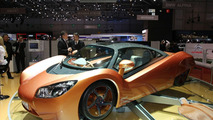 Rinspeed iChange Concept at Geneva