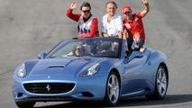 Montezemolo steps down at Fiat, wants Rossi in F1