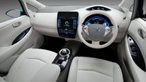 2010 Nissan Leaf Electric Vehicle 18.03.2010