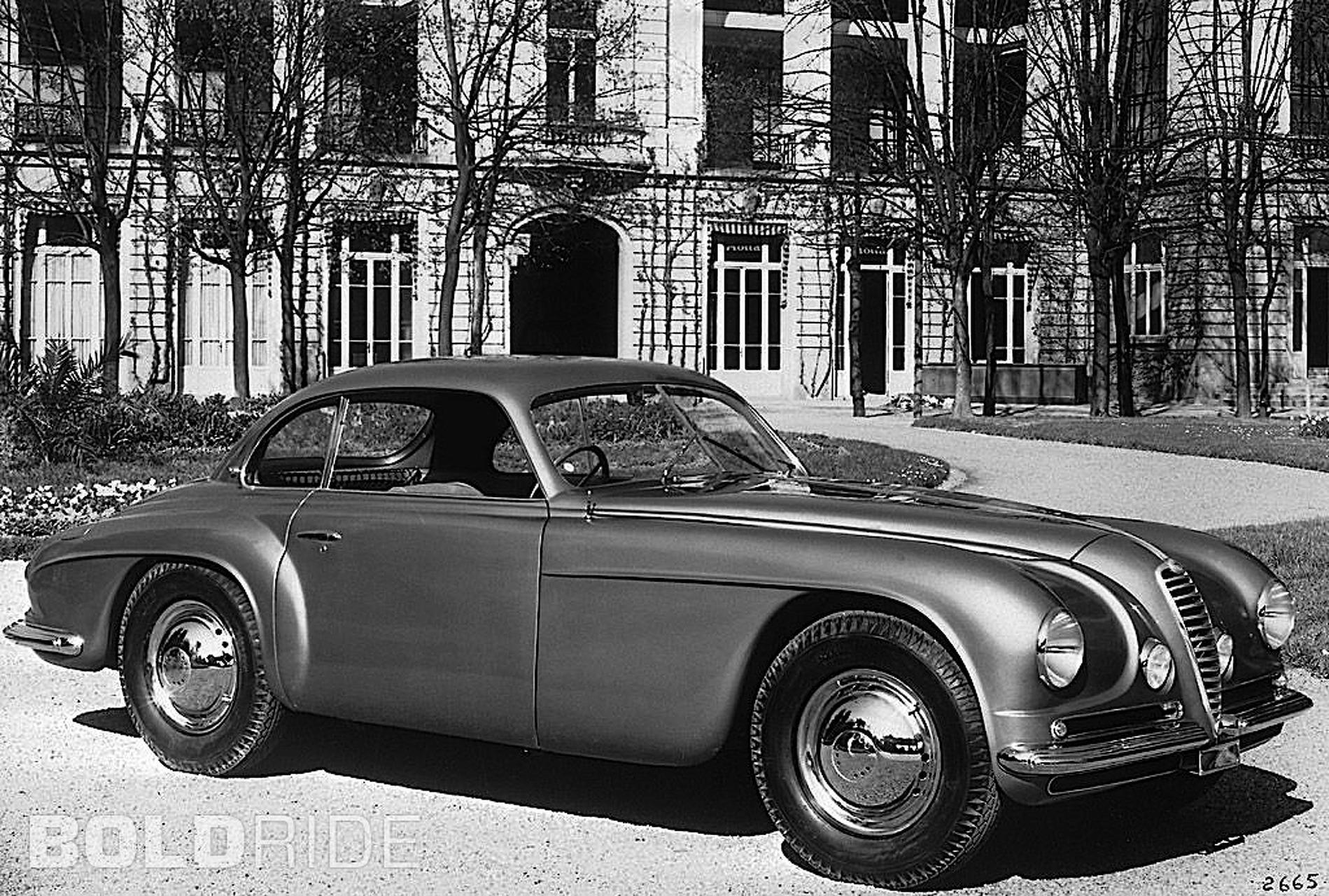 Alfa Romeo 6C 2300 Villa d'Este