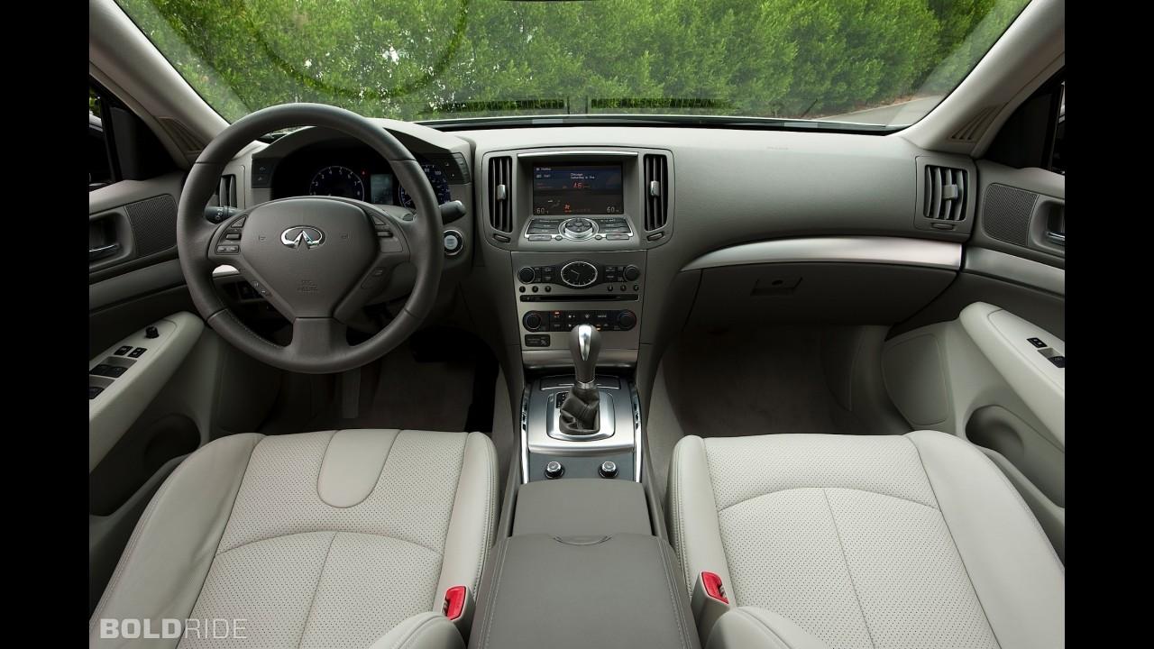 Infiniti G25 Sedan